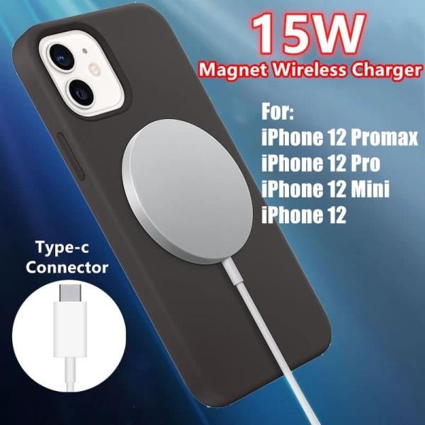 Bảng giá [HCM]Sạc không dây MagSafe trên iPhone 12 Phong Vũ
