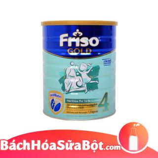 Sữa bột Frisolac Gold 4 1500g (Dành cho trẻ từ 2 - 4 tuổi) thumbnail