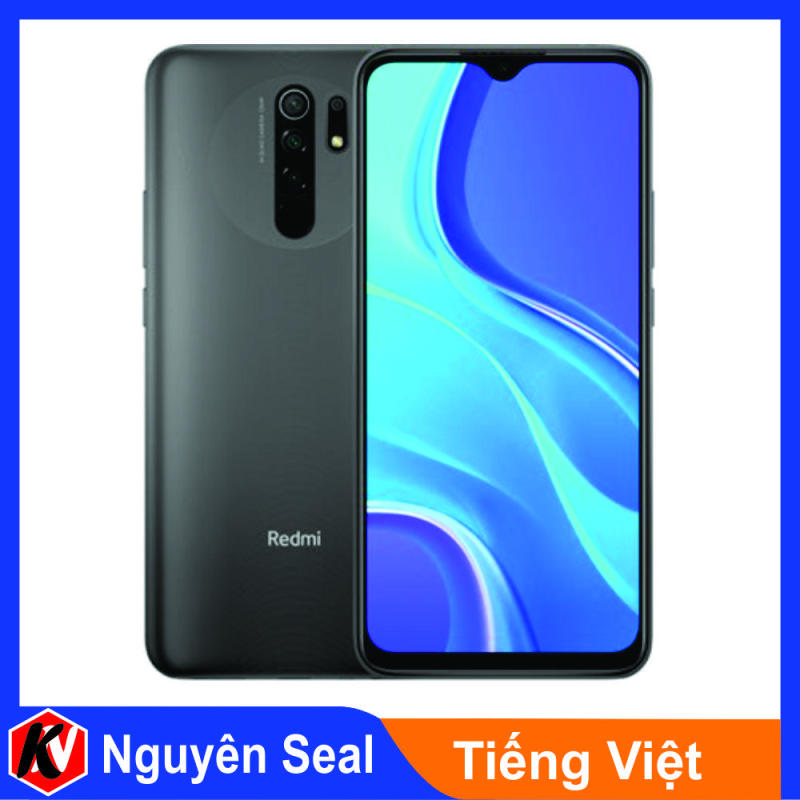 Điện Thoại Xiaomi Redmi 9 64GB Ram 4GB - Khang Nhung - Hàng Nhập Khẩu