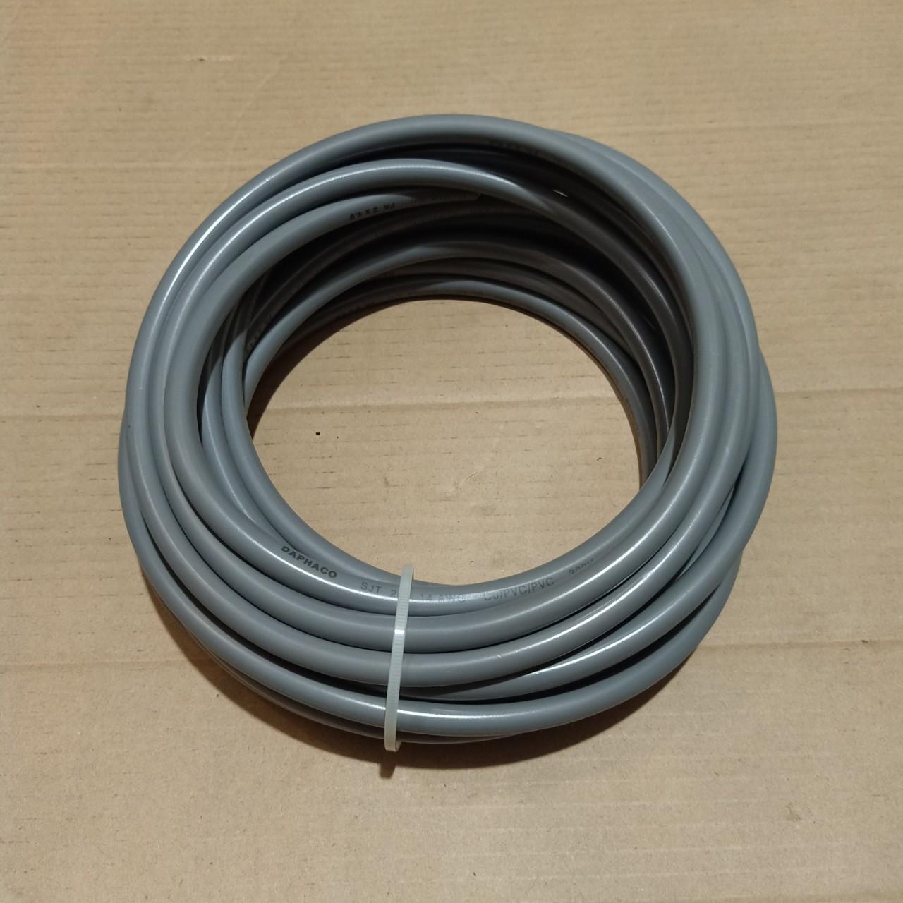 Bộ 10 mét dây điện FA 2x4.0 DAPHACO- 100% dây đồng nguyên chất