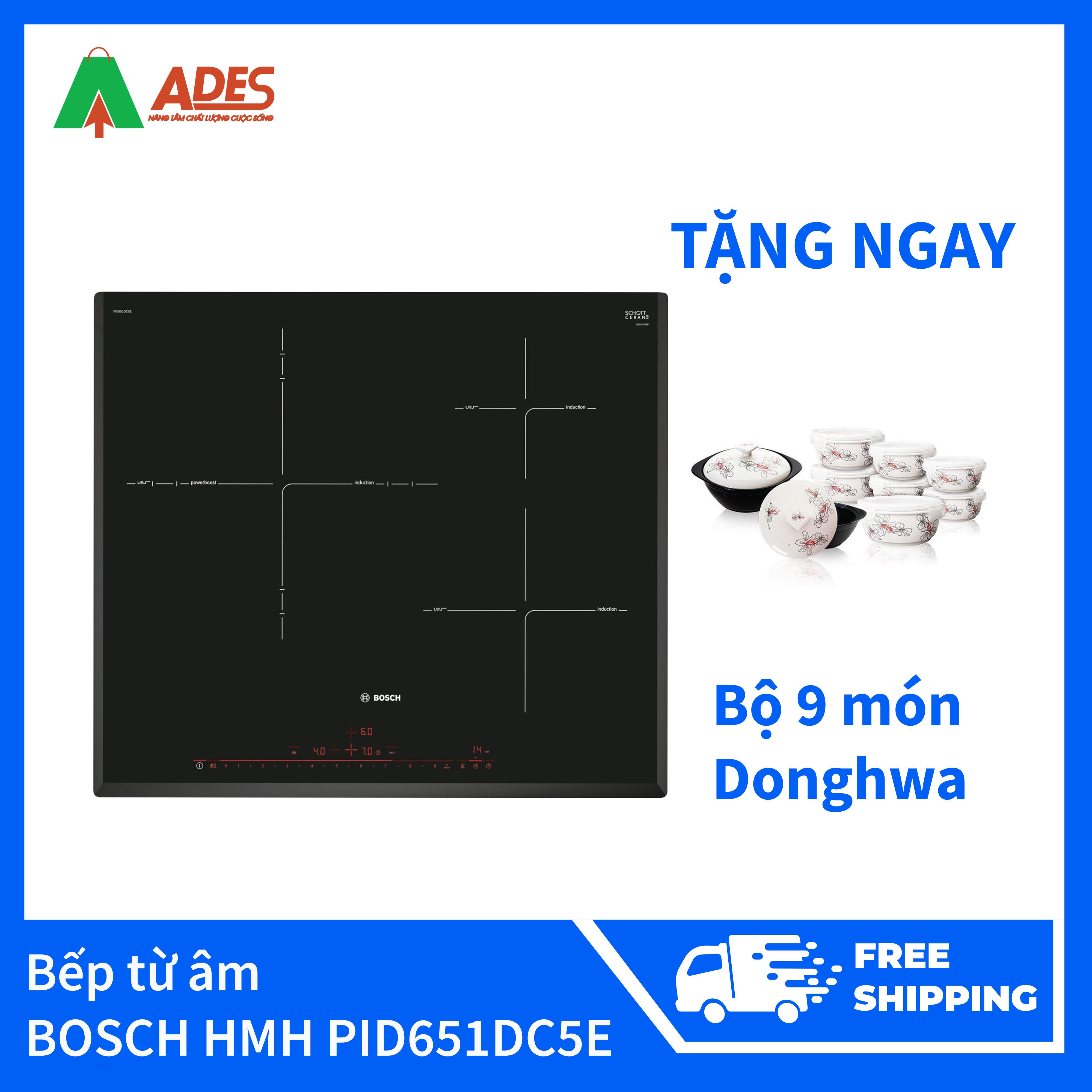 Bếp từ âm Bosch HMH.PID651DC5E: Mua bán trực tuyến Bếp điện với giá rẻ