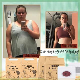 (10PCS) Nguyên chất Detox và miếng dán giảm cân Navel Stick Giảm cân đốt cháy mỡ thừa, giảm mỡ bụng, giảm mỡ thừa vùng bụng. Trung y dán rốn dán bụng thon dán giảm cân sản phẩm giảm cân Miếng dán giảm cân không từ trường nâng cấp phiên bản mới thumbnail