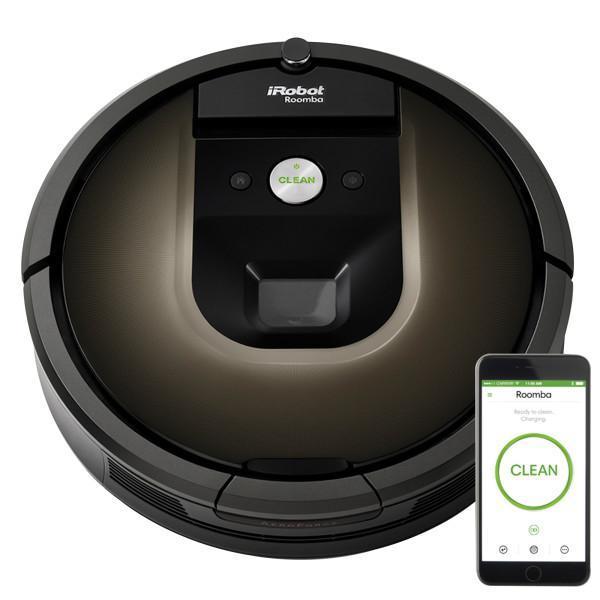 Robot Hút Bụi iRobot Roomba 985