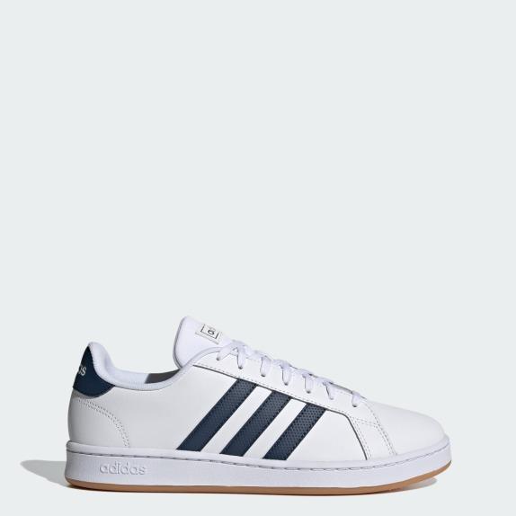 adidas TENNIS Grand Court Shoes Nam Màu trắng FY8209 giá rẻ