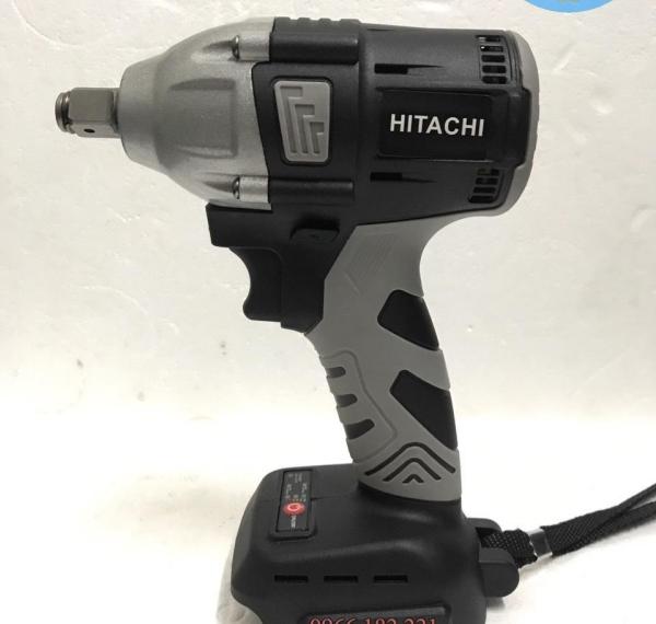 Thân máy siết bulong Hitachi Mẫu mới năm 2020 - ĐẦU 2 TRONG 1