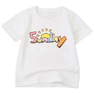 Áo Thun bé gái in hình dễ thương vải polly cotton dày mịn ATBT85 sản phẩm của gian hàng Thời Trang ELSA thumbnail