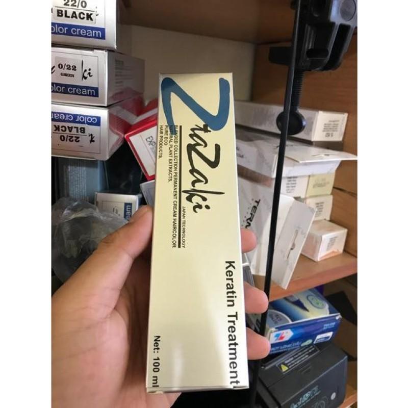 Màu nhuộm tóc Tazaki Japan 100ml cao cấp