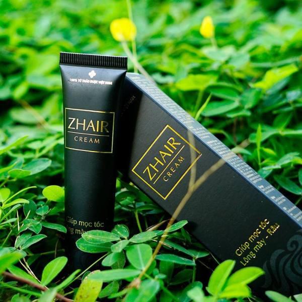 ZHAIR cream (combo 2 tặng 1) - Giúp Kích Thích Mọc Tóc , Chân Mày , Lông Mi (MUA 2 TẶNG 1)