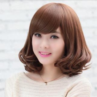 Tóc giả nữ Hàn Quốc + Tặng kèm lưới T33 thumbnail