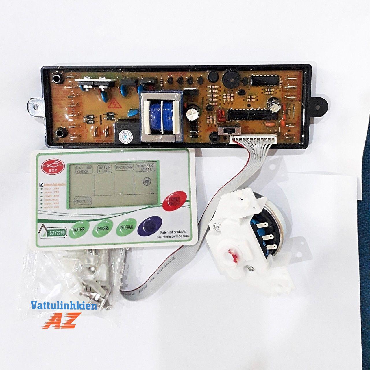 Bo mạch máy giặt đa năng SXY-2299