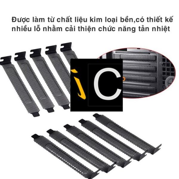 Bảng giá Chắn Card VGA PCI Phía Sau thùng Case - chắn case - chắn khe pci Phong Vũ
