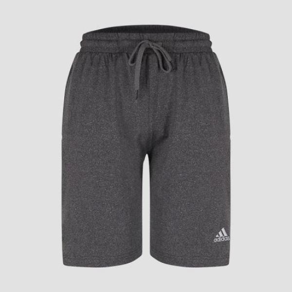 Quần short thể thao Adidas màu xám muối tiêu AQ525