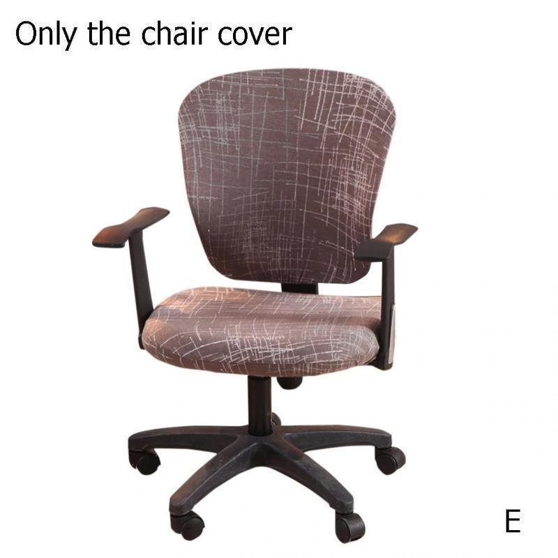 Máy tính văn phòng Ghế nâng ông chủ máy tính ghế bọc xoay nắp D4E1 giá rẻ