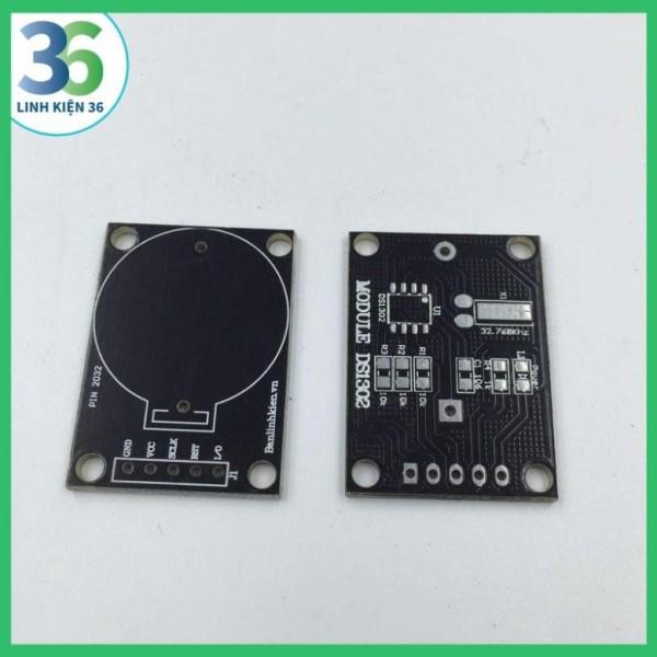 Bảng giá PCB Module DS1302 Phong Vũ
