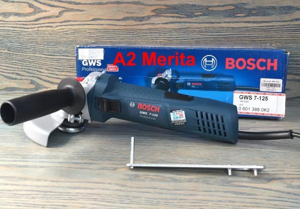 Máy mài góc 720W 125mm BOSCH GWS 7-125
