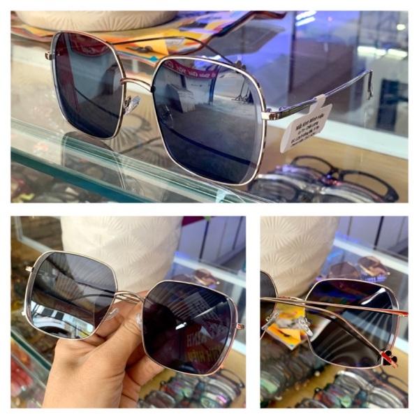 Giá bán Kính mát thời trang from mắt vuông siêu đẹp, mắt kính Minh Hiệu Quận 12