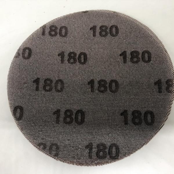Combo 10 tờ nhám lưới chà sơn, bột trét tường 7in (180mm) độ hạt P180