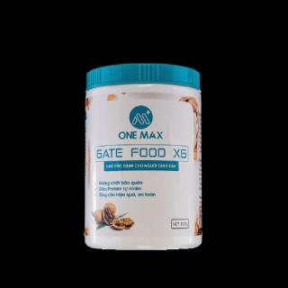 Ngũ cốc dinh dưỡng onemax, ngũ cốc dinh dưỡng GATE FOOD hỗ trợ tăng cân thumbnail