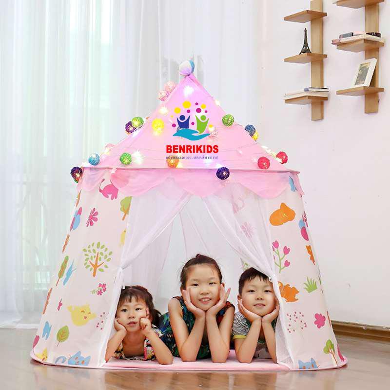 Lều Công Chúa Hoàng Tử Kiểu Hàn Quốc Mẫu Mới 2018 Cho Bé Giá Quá Tốt Phải Mua Ngay