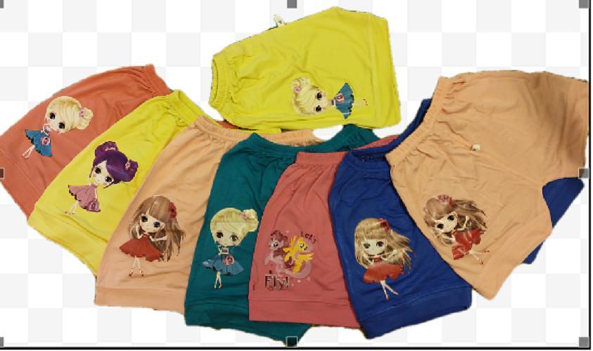 Giá bán QUẦN SHORT BÉ GÁI ,Combo 5 quần đùi SIÊU ĐẸP cho bé từ 3 đến 6 tuổi ,100% COTTON