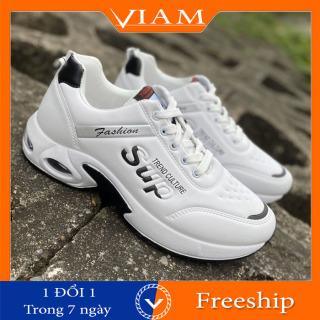 [FREESHIP] Giày Thể Thao Nam Thoáng Khí Thời Trang Phong Cách Đẹp Chất Mới Nhất 2021 VIAM SM37T thumbnail