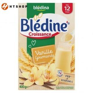 Bột Lắc Sữa Yến Mạch Bledina Cho Bé 12 Tháng Vị Vanille thumbnail