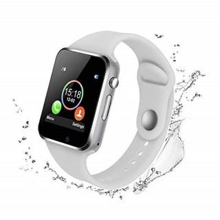 Đồng Hồ Thông Minh Smartwatch Cao Cấp X6 Màn Hình Cong, Có Khe Cắm Sim Và Thẻ Nhớ, Tích Hợp Chức Năng Nghe Gọi Nhận Thông Báo Thông Minh - Chống Nước thumbnail