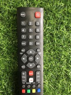 Điều khiển tivi TCL Smart internet RC200 vào mạng internet - tặng kèm pin ,Remote điều khiển tivi TCL Smart RC200 smart internet 7