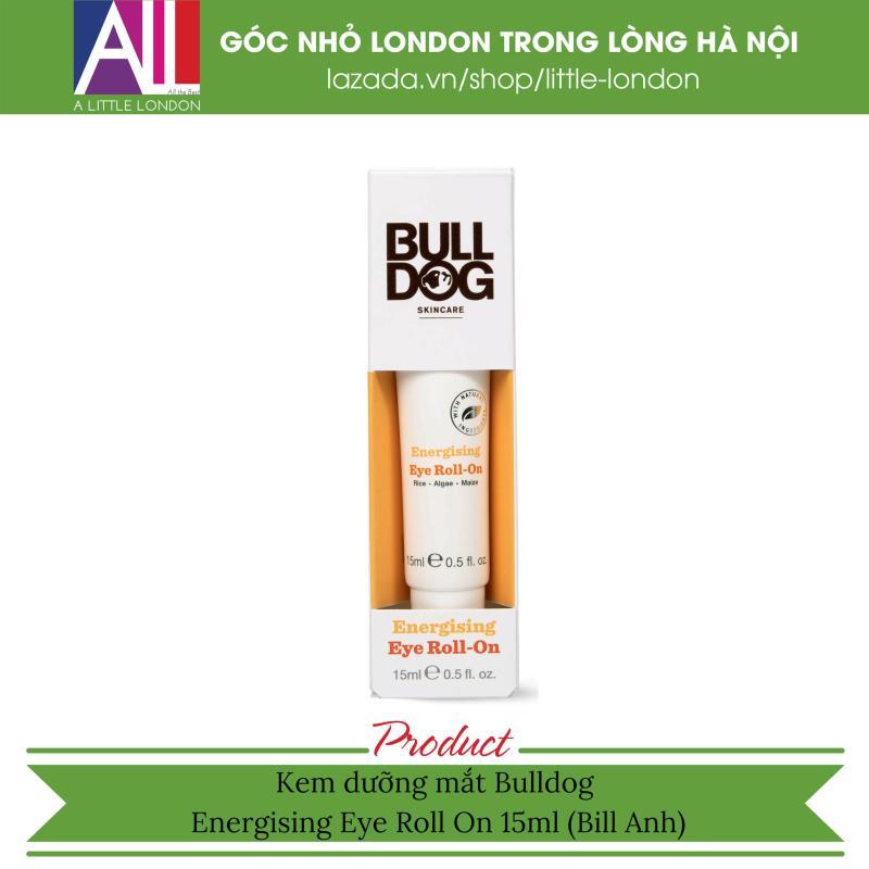 Kem dưỡng mắt Bulldog Energising Eye Roll On 15ml (Bill Anh) giá rẻ