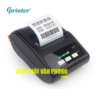 [HCM]Máy in mã vạch Bluetooth Gprinter ZH-280A thumbnail