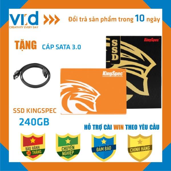 Bảng giá Ổ cứng SSD 240GB Kingspec - Bảo hành 36 tháng!!! Phong Vũ