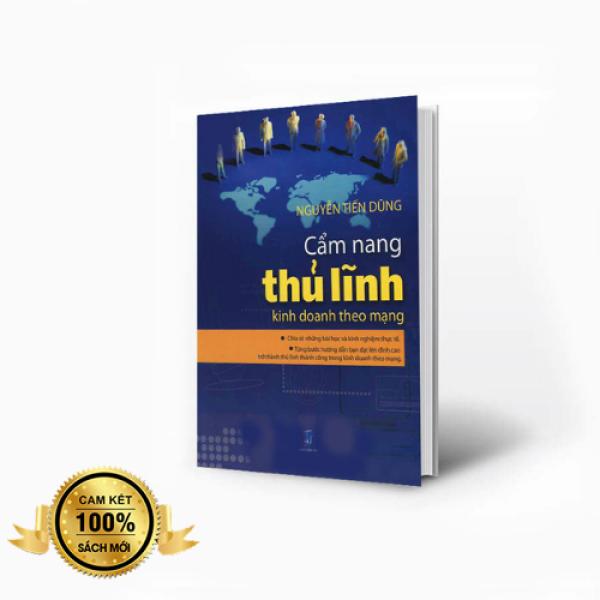 Sách - Cẩm Lang Thủ Lĩnh Kinh doanh theo mạng + Tặng Kem Bookmark