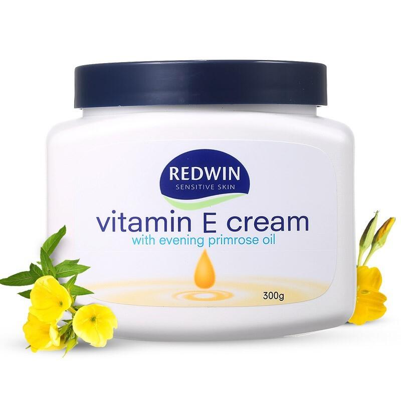 Kem Dưỡng Da Redwin Vitamin E Cream 300g