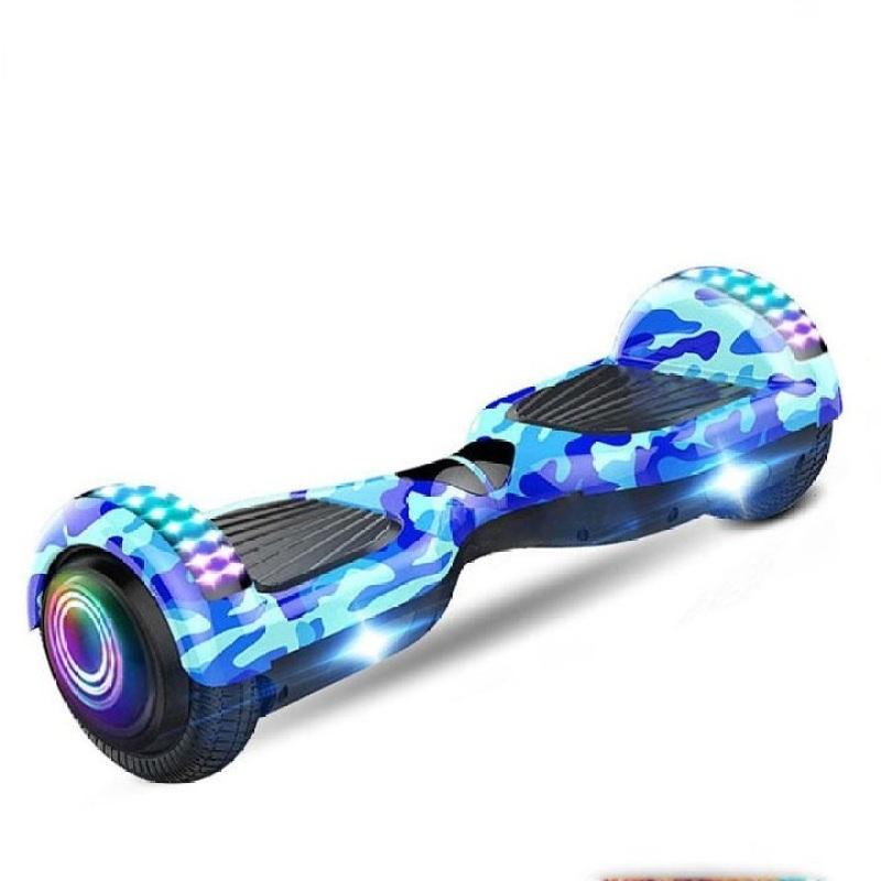 Mua Xe Cân Bằng Điện, Xe Điện Có  Kết Nối Bluetooth Nghe Nhạc Và Đèn Led, Bánh 7 inch - Electric balance car