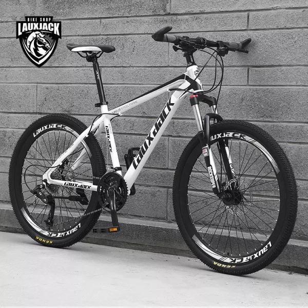 Phân phối xe đạp địa hình - có VIDEO chính hãng lauxdarck - size 26- xe đạp thể thao người lớn - xe đạp địa hình mẫu mới- cho người 1m5 trở lên - xe đạp - XE ĐẠP địa hình người lớn - sport bicycle - bike -Mountain bike