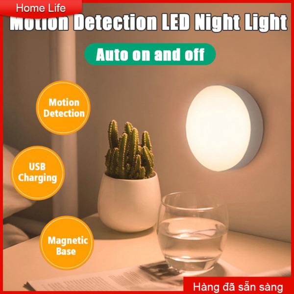 Đèn LED Induction Night Light chuyển đổi cảm ứng ánh sáng ban đêm với từ USB tính Infrared Sensor Light Automatic Switch