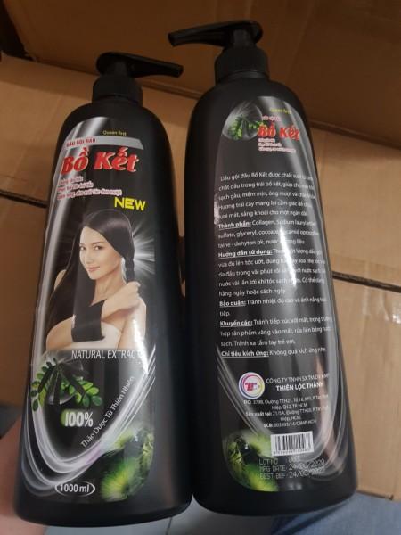 Dầu gội dưỡng tóc bồ kết 1000ml