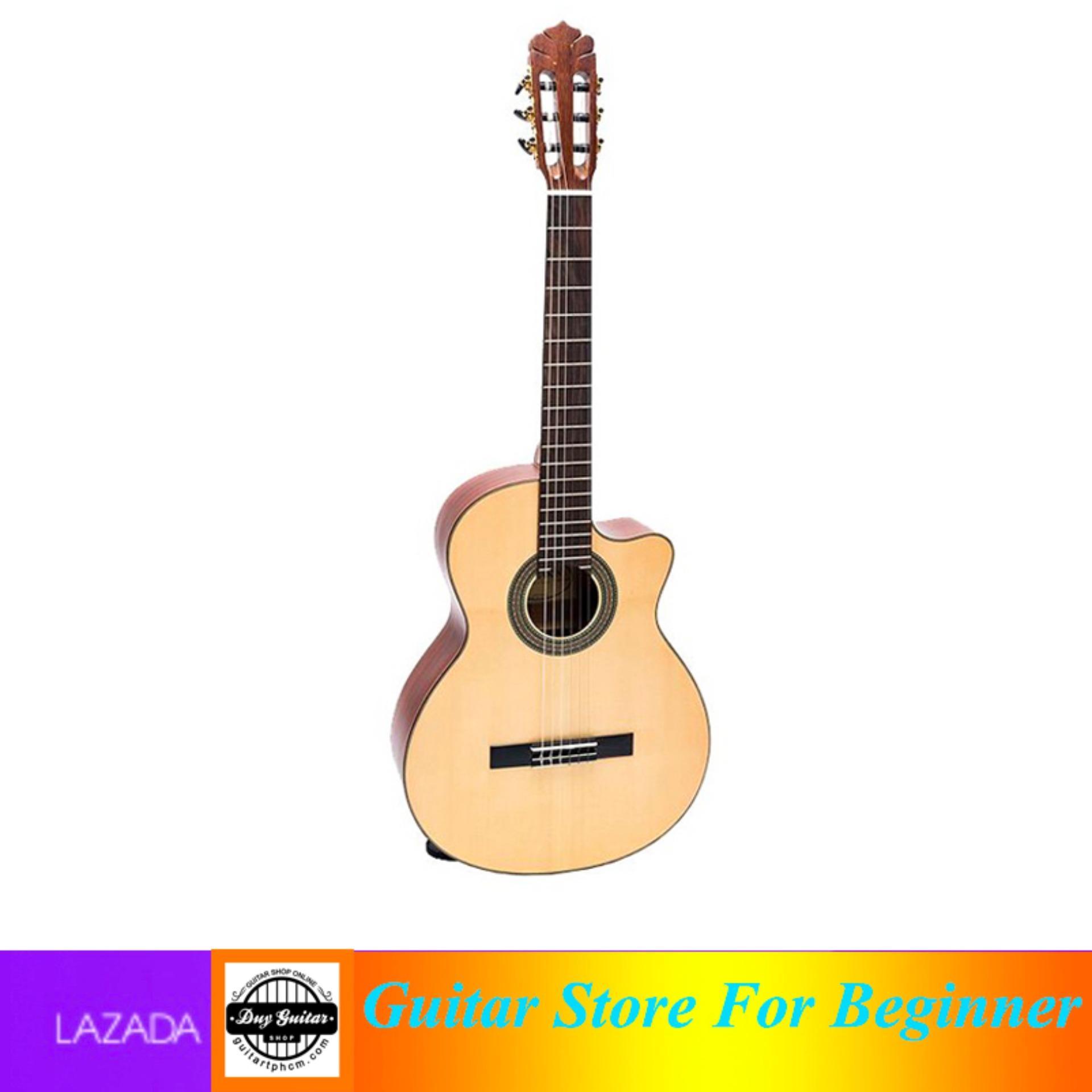 Đàn guitar Classic guitar  DC350J - Shop Duy Guitar chuyên đàn guitar giá tốt uy tín