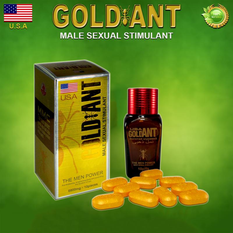 Tăng Cường Sinh Lý Nam GOLD ANT
