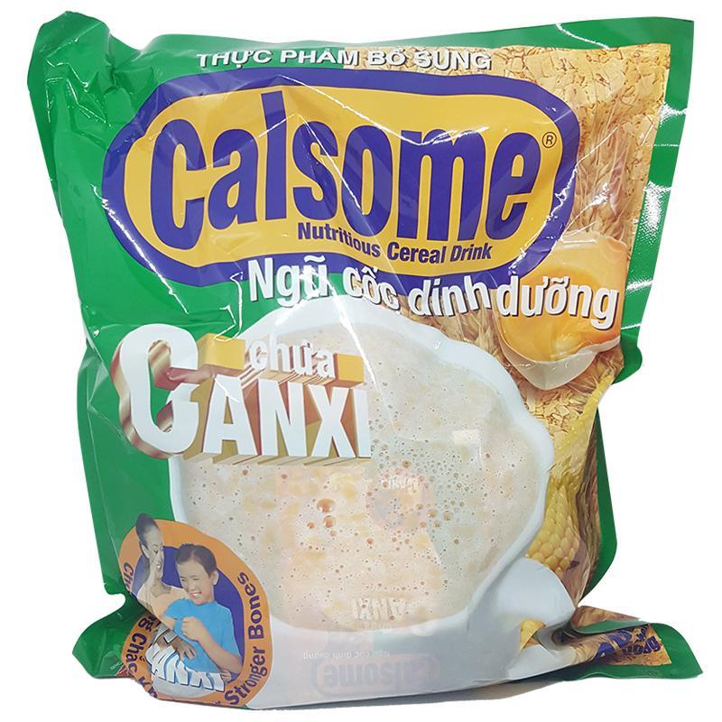 Ngũ cốc dinh dưỡng Calsome bịch 500g
