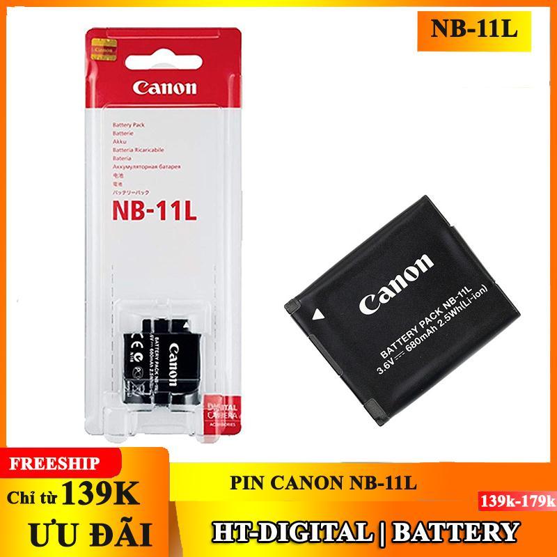 Pin Máy ảnh Canon NB-11L Có Giá Rất Tốt
