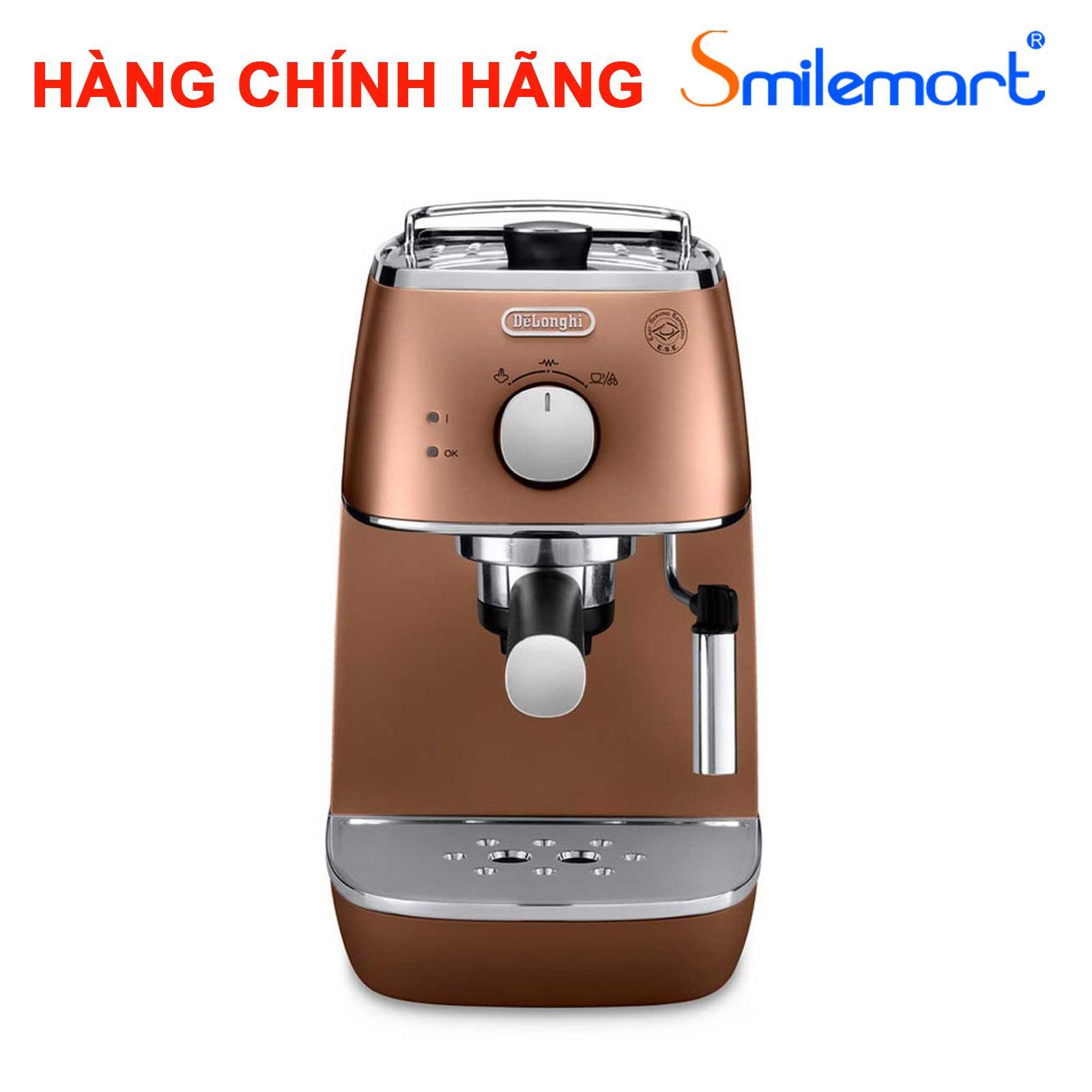 Máy pha cà phê Delonghi Espresso Distinta ECI 341.CP