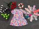 01 Váy cotton cho bé gái 13-15kg ( Mầu sắc bất kỳ)