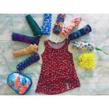 01 Váy cotton xẻ chân cho bé gái 3 tuổi size 3 12-14kg ( Mầu sắc bất kỳ)