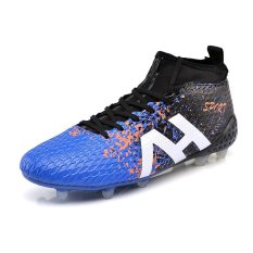 Hình ảnh 2017 Soccer Shoes for Boys Long Nails Football Shoes Soccer Cleats Outdoor Football Sneakers - intl
