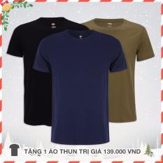 Giá Bán 3 Tặng 1 Ao Thun Nam Cao Cấp Ao Thun Nam Hang Hiệu 100 Cotton Hồ Chí Minh