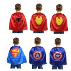 Hình ảnh áo choàng, khăn choàng siêu nhân- Trang phục hóa trang halloween