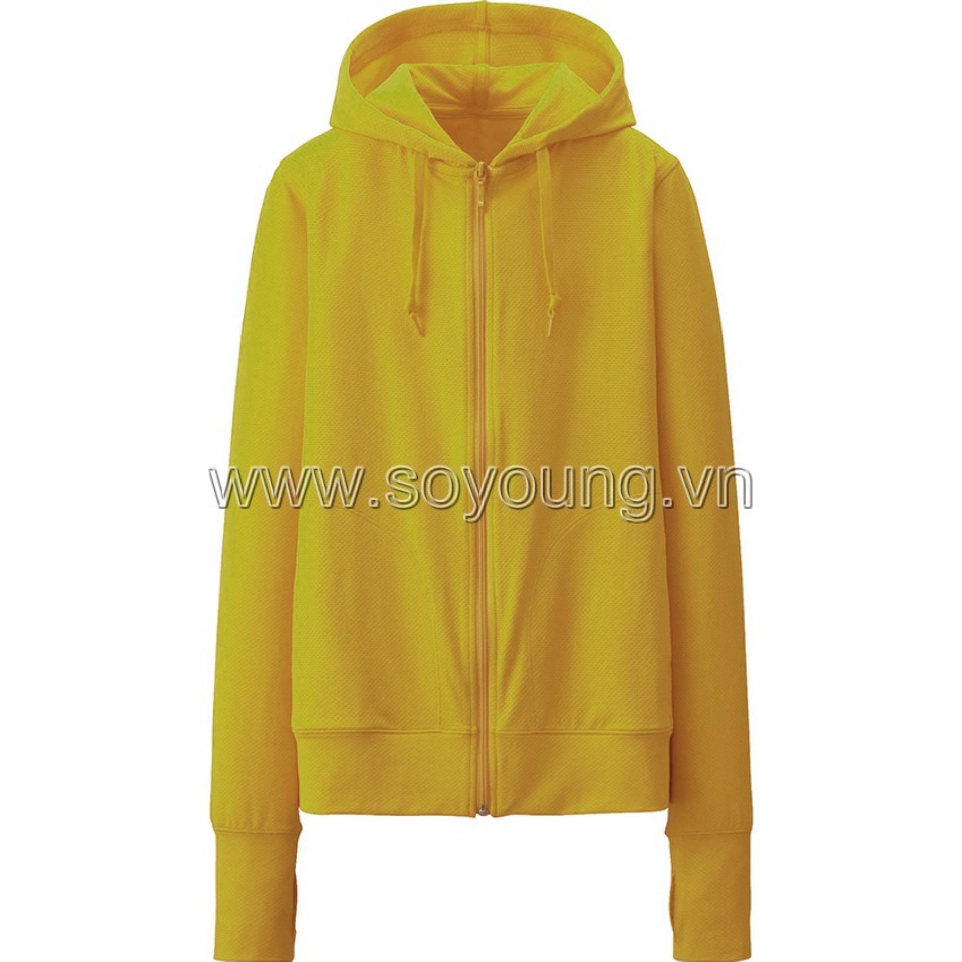 Áo Chống Nắng Cotton Nữ Soyoung Wm Jacket 002C Vio