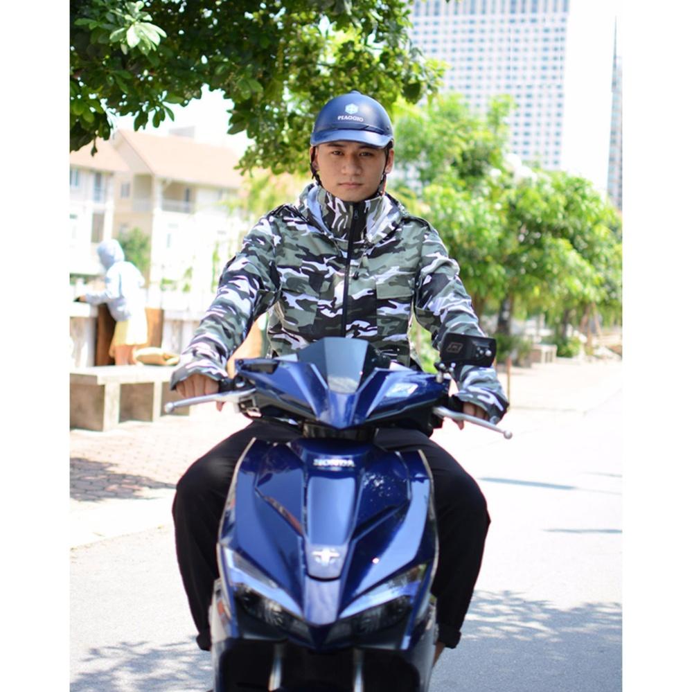 Áo chống nắng Đặc công cho nam Chipxinhxk