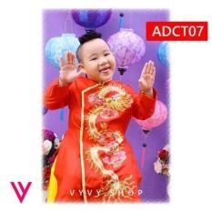 Mua Ao Dai Cach Tan Hinh Rồng Be Trai Trực Tuyến Rẻ